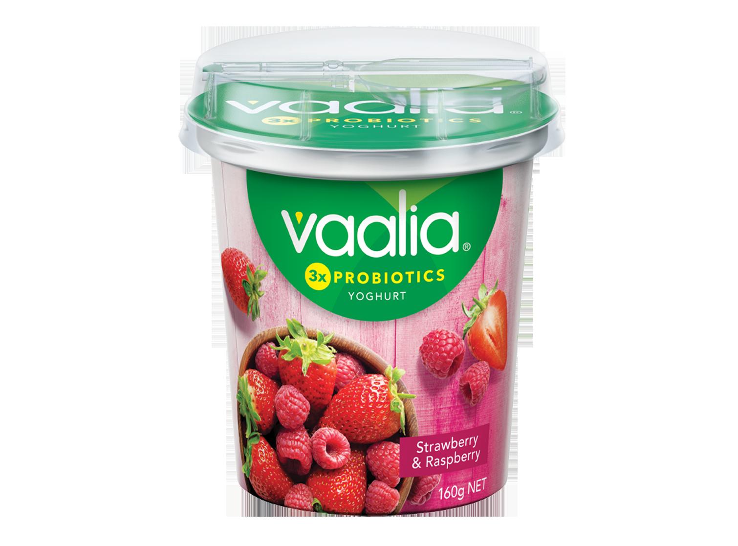 Vaalia Strawberry 160g