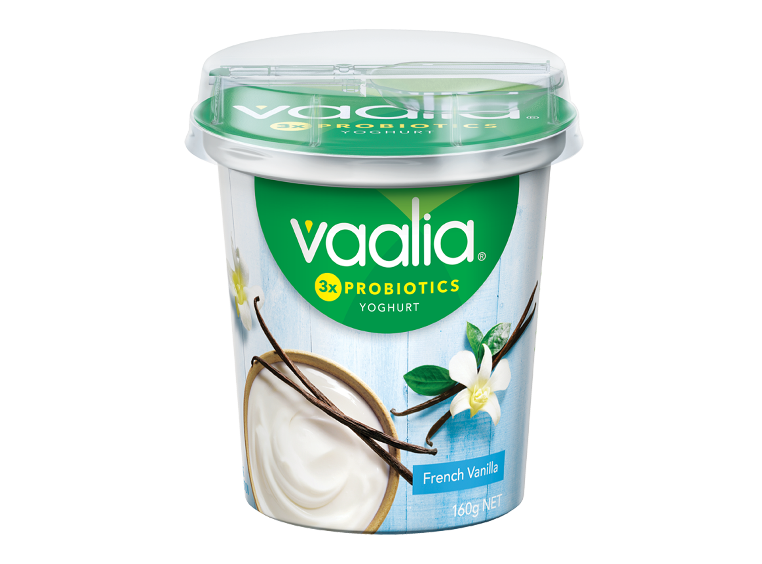 Vaalia Vanilla160g